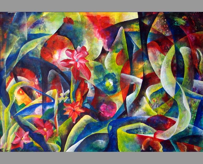 Die Blüten der Tanit - Rani B. Knobel