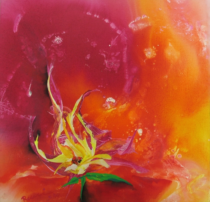 Flower of Bliss 1 - Rani B. Knobel