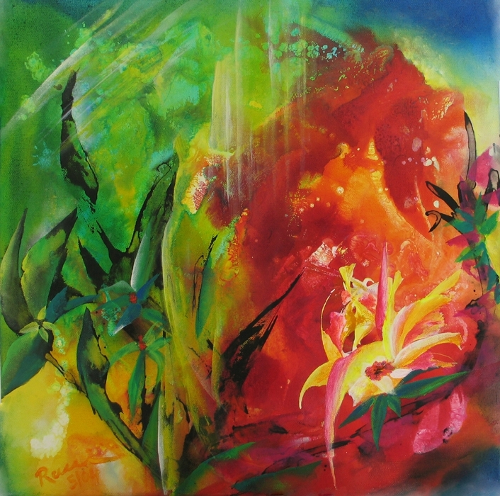 Flower of Bliss 2 - Rani B. Knobel