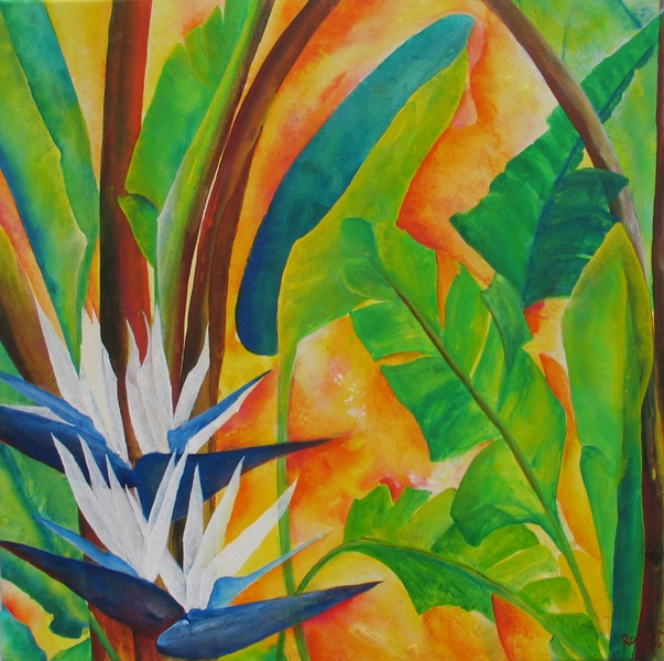 White Bird of Paradise - Rani B. Knobel