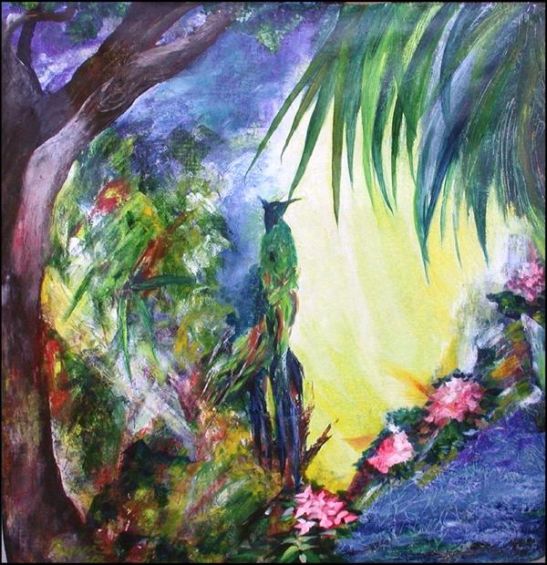 Paradiesvogel - Rani B. Knobel