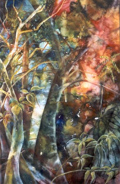Paradise here - Rani B. Knobel