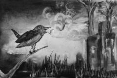 Es saß ein klein wild Vögelein - Rani B. Knobel