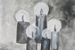 Kerzen - Rani B. Knobel