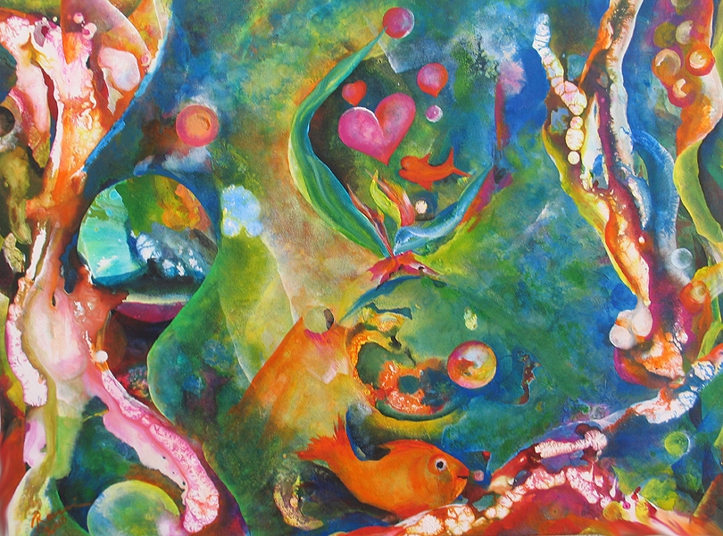 Die grosse Liebe des kleinen Fisches - Rani B. Knobel