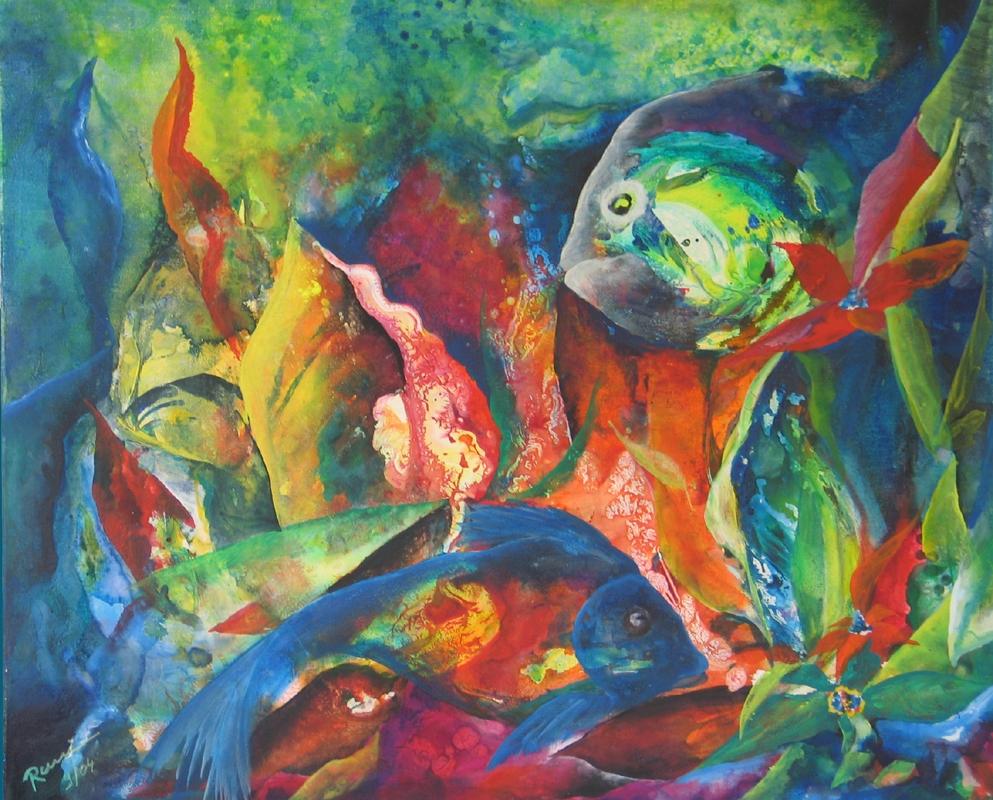 Kleine Fische - Rani B. Knobel