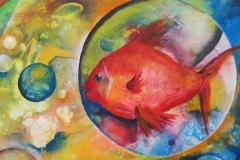 Fish in a Bubble - Rani B. Knobel
