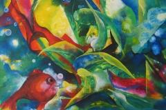 Flirting Fishes - Rani B. Knobel