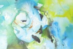 "Fisch h - aus der Serie ""Oceanic Dance"" Rani B"