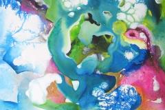 """Fisch a - aus der Serie """"Oceanic Dance"""" Rani B"""