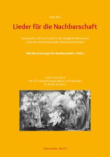 """Cover """"Lieder für die Nachbarschaft"""""""